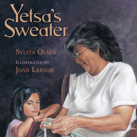 Book - Yetsa's Sweater - 91000