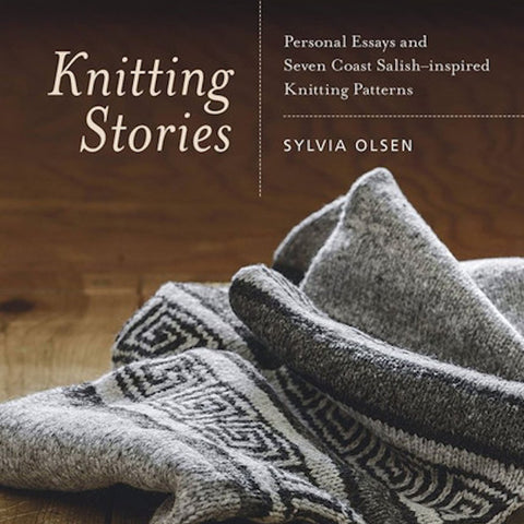 Book - Knitting Stories - 91002