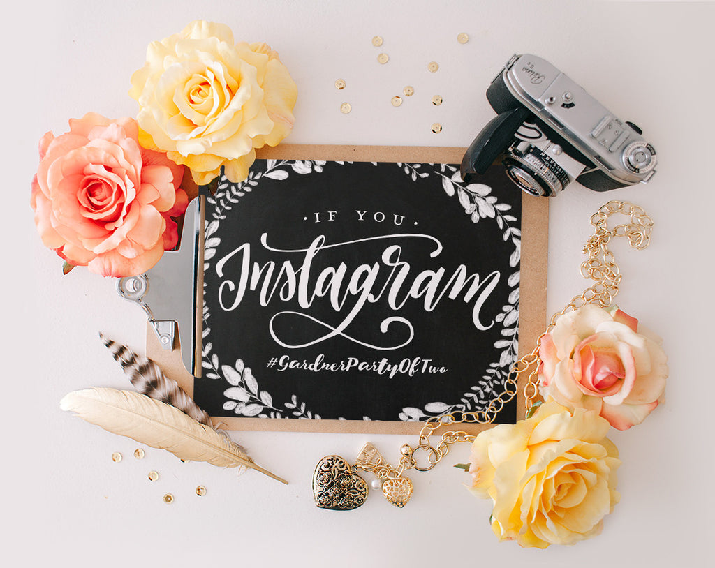 If You Instagram, Printable