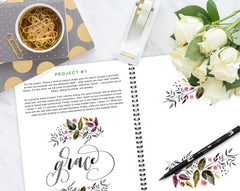 No Fuss Brush Calligraphy Starter Kit