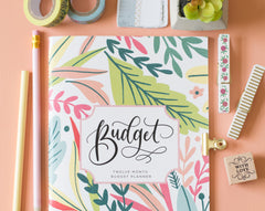 Perpetual Planner Budget Book