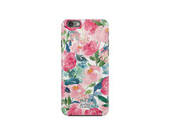 Spring Florals Phone Case, Tough