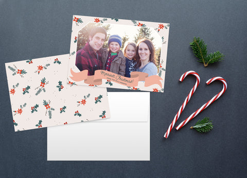 Merriest, Christmas Card Set