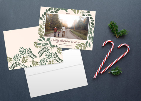 To All, Christmas Card Set