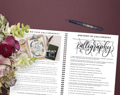 No Fuss Calligraphy Starter Kit