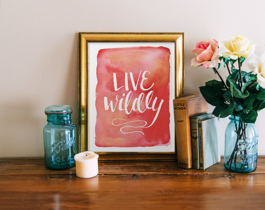 Live Wildly