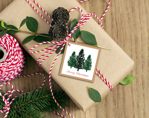 Christmas Gift Tags, 25 Pack