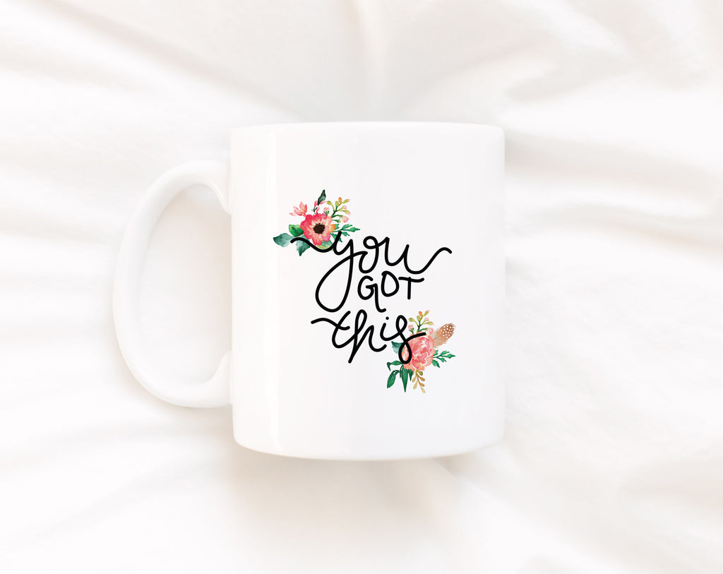 You Got This, Full Color Mug