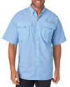 Columbia Men's Bahama II Short-Sleeve Shirt - Sail
