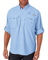 Columbia Men's Bahama II Long-Sleeve Shirt Shirt - Sail
