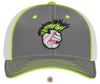 Xtreme Baseball - Players Hat - White/Grey