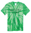 Tie Dye Short Sleeve T-Shirt Youth - Kelly