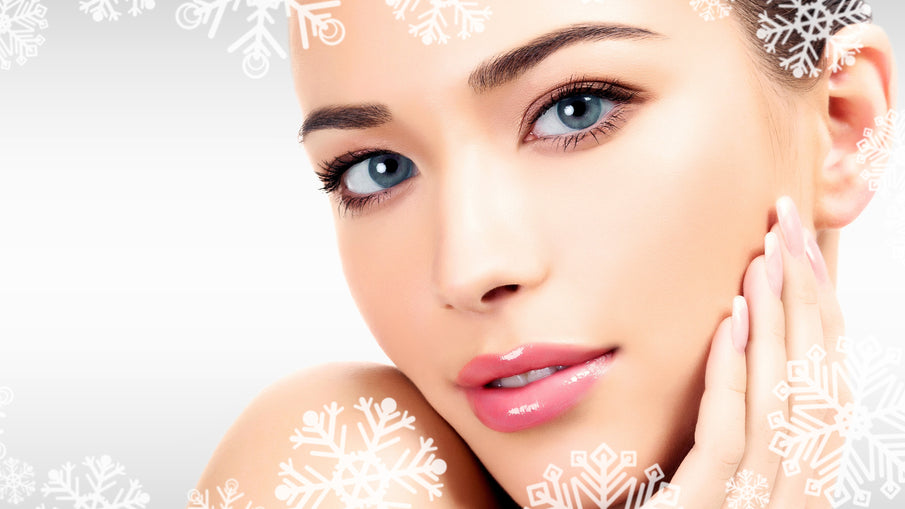 How to get radiant skin in the winter