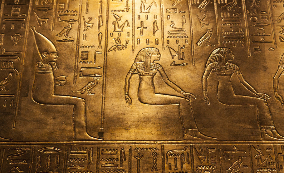 How the ancient Egyptians conquered the appearance of aging