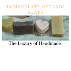 Immaculate Organic Soaps Logo