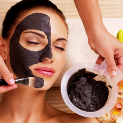 Hydrating Mineral Face Mask w/ Binchotan White Charcoal - Immaculate Organic Soaps