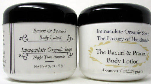 Bacuri & Pracaxi body lotion duo