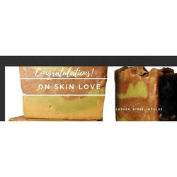 Luxury Soap of The Month Club - Immaculate Organic Soaps