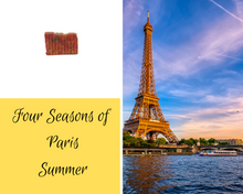 Load image into Gallery viewer, Four Seasons of Paris Soaps Summer