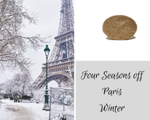 Load image into Gallery viewer, Four Seasons of Paris Soaps Winter