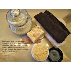 Decadent Buttery Kit - Immaculate Organic Soaps - 1