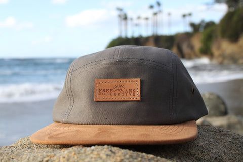 Surfstone 5-Panel Camp Hat
