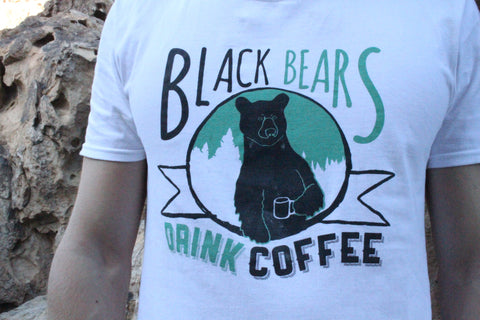 Black Bear Coffee Tee