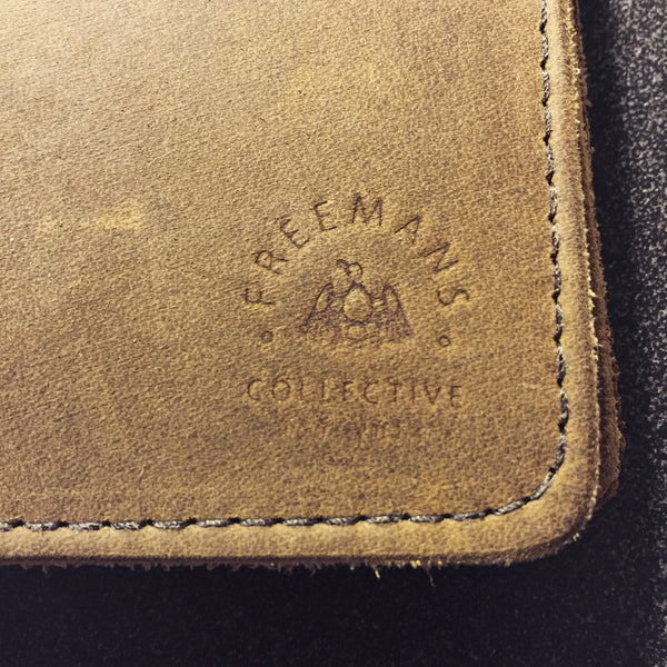 Freeman's Co. Leather Journal