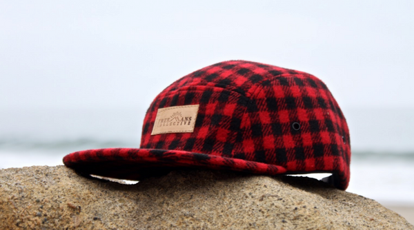 Lumberjack 5-Panel Camp Hat
