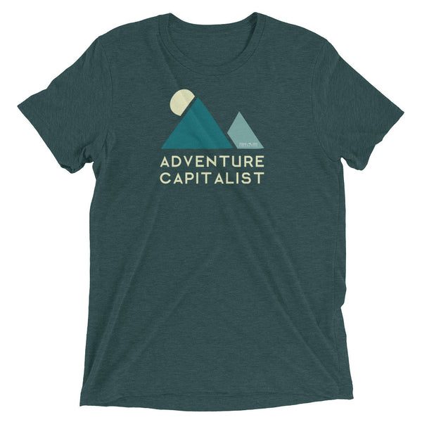 Men's Adventure Capitalist Tee