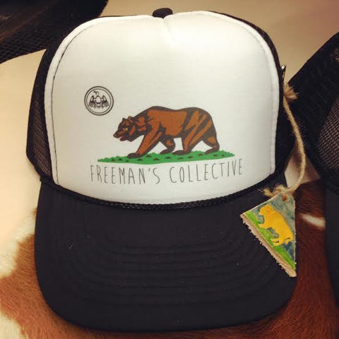 The Grizzly Radams Trucker Hat