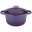 Neo 7Qt Cast Iron Round Covered Casserole, Purple