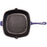 "Neo 11"" Cast Iron Square Grill Pan, Purple"