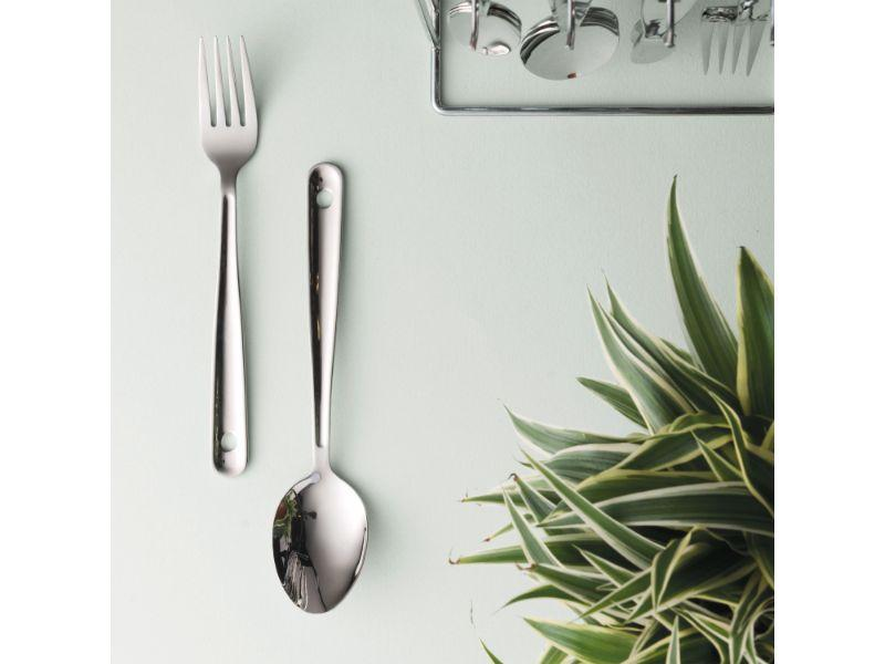 BergHOFF Essentials Alteo 25pc Stainless Steel Flatware Set