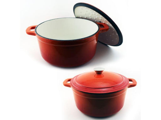 BergHOFF Neo Stockpot Set 4pc Orange