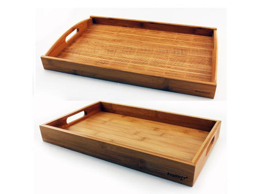 BergHOFF Bamboo Graduated Tray Set 2pc
