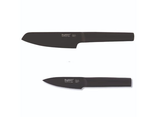 BergHOFF RON Cutlery Set Vegetable & Paring 2pc Black