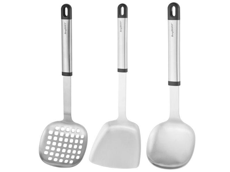 BergHOFF Essentials 3pc Asian Prep Set