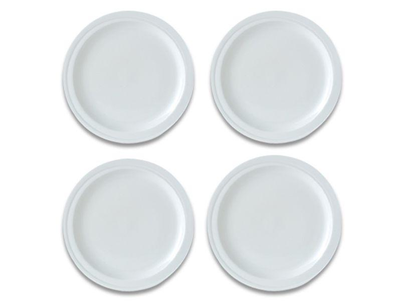 "BergHOFF Essentials 8.5"" Porcelain Soup Bowls, Set of 4"