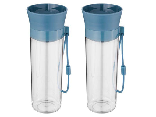 Leo 16.9oz Water Bottle, Set of 2