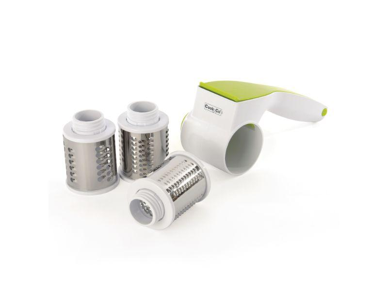 BergHOFF CooknCo 4pc Stainless Steel Rotary Grater
