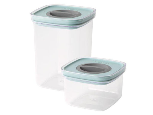 BergHOFF Leo 2pc Smart Seal Food Container Set, Green