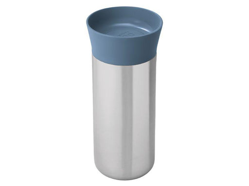 BergHOFF Leo 11.2oz 18/10 Stainless Steel Thermal Mug, Blue