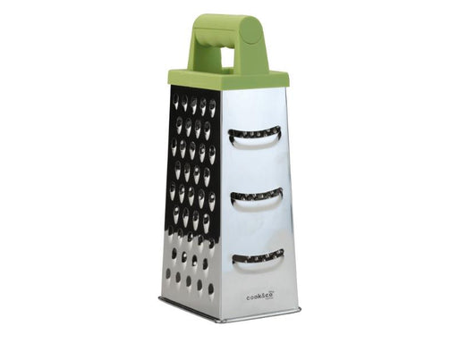"Essentials 6.5"" Stainless Steel 4-Sided Grater"