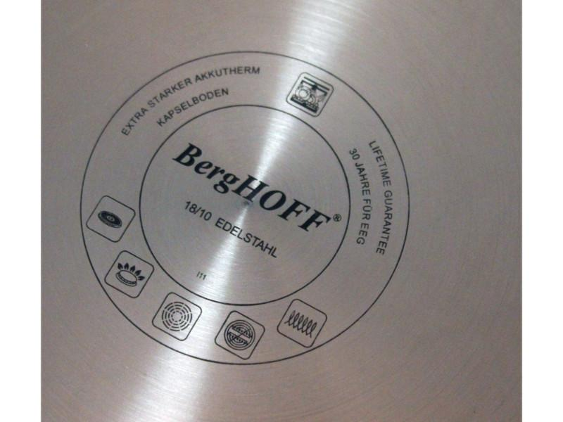 Berghoff Cookware Stainless Steel Essentials Non Stick Cookware