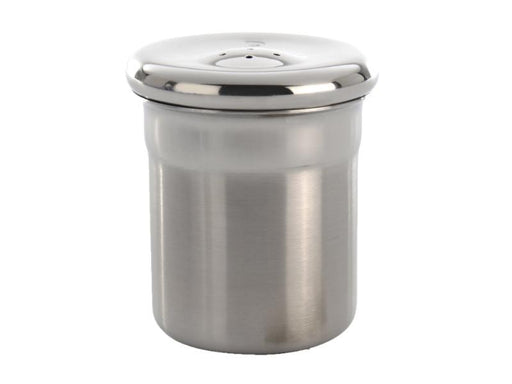 "Essentials 2.25"" Stainless Steel Salt Pot"