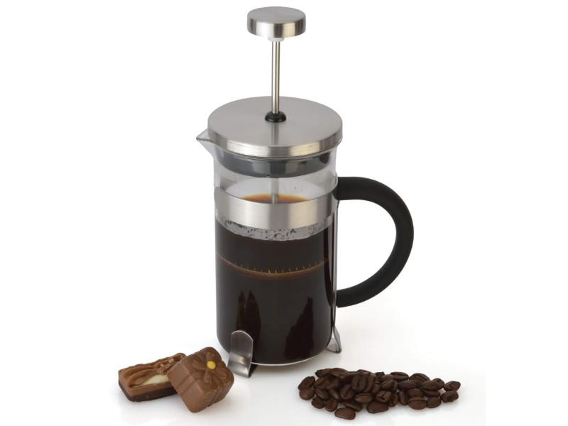 Essentials 0.37Qt Stainless Steel Coffee/Tea Plunger