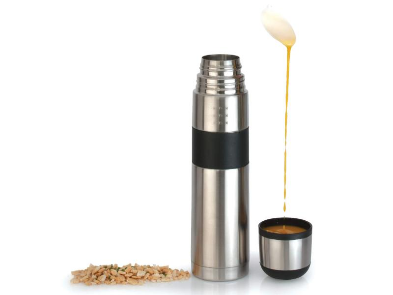 Orion 1Qt Stainless Steel Travel Thermos