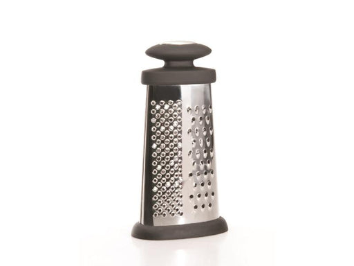 "Essentials 6"" Stainless Steel Oval Grater"