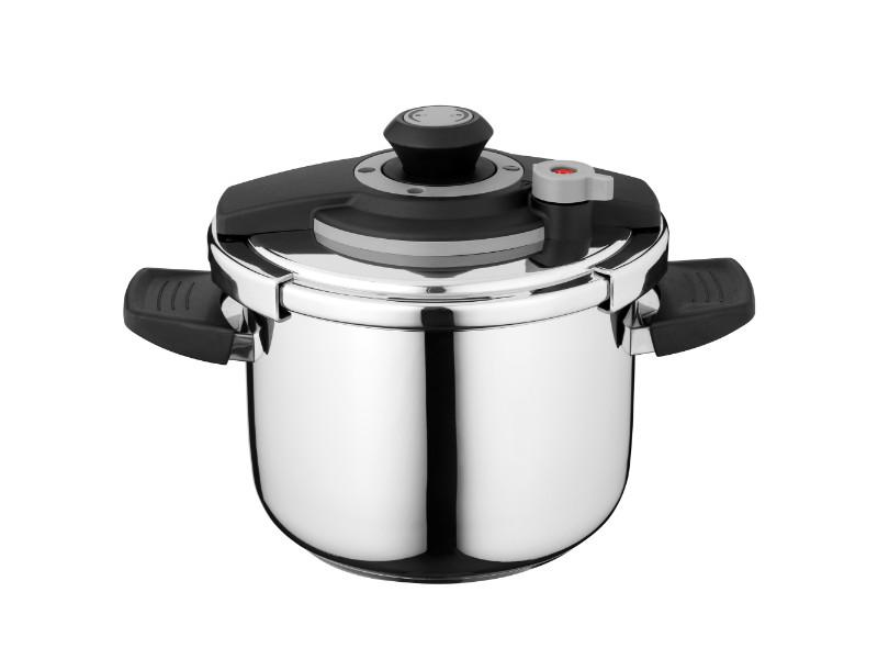 Vita Stainless Steel Pressure  Cooker 6.3Qt
